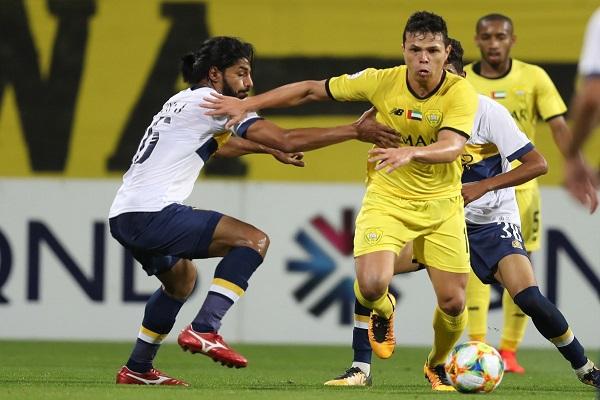 فك الوصل عقدته في بطولة دوري أبطال آسيا بتحقيقه انتصاره الأول منذ 11 عاما وجاء على حساب ضيفه النصر