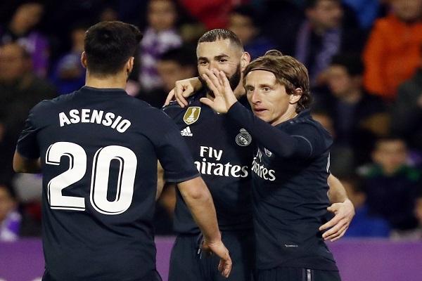 ريال مدريد يتنفس الصعداء