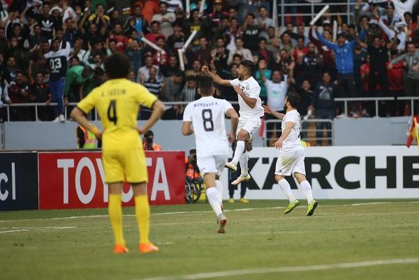 الزوراء يذل الوصل بخماسية بيضاء في دوري أبطال آسيا