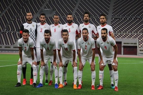 المنتخب الأردني