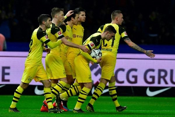 لايبزيغ يستعيد المركز الثالث في الدوري الألماني