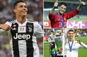 الفرنسيون والإسبان ينصبون رونالدو كأفضل لاعب بتاريخ دوري أبطال أوروبا