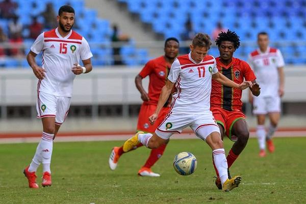 القائم يحرم المغرب فوزا على مالاوي في تصفيات أمم إفريقيا 2019