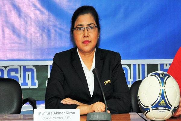 بنغلادش تفرج بكفالة عن عضو في مجلس الفيفا أوقِفت لأسباب سياسية