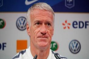 ديشان منفتح على البقاء مع المنتخب الفرنسي حتى مونديال 2022