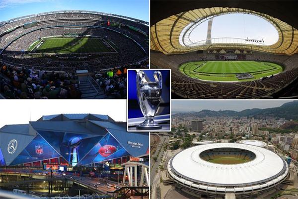إمكانية إقامة نهائي دوري أبطال أوروبا خارج القارة في عام 2021 لأسباب تسويقية ومالية