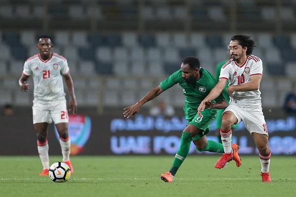 الإمارات تهزم السعودية وديا تحت أنظار فان مارفيك