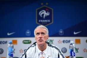 ديشان يحذر أبطال العالم من اختبارهم الأول في تصفيات كأس أوروبا 2020