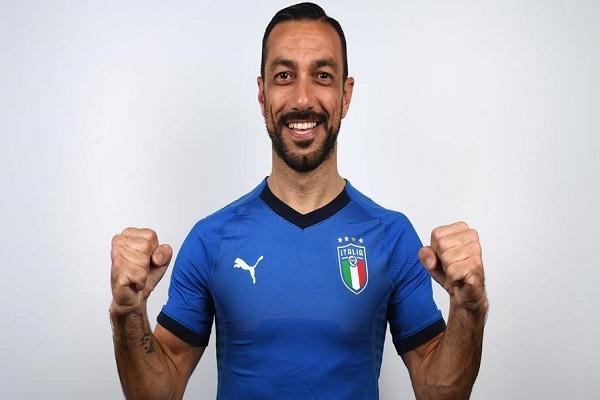 كوالياريلا المخضرم بين شبان إيطاليا في تصفيات كأس أوروبا