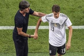 توماس مولر يعتبر إبعاده عن منتخب ألمانيا