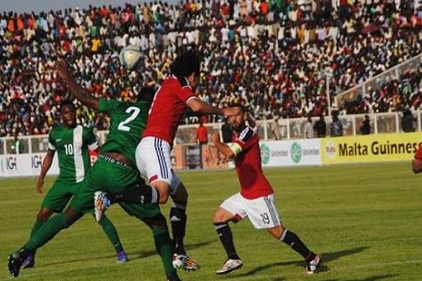 هدف نيجيري بعد أقل من 8 ثوان يلحق بأغيري هزيمته الأولى مع مصر