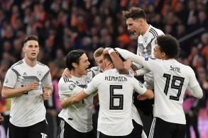 شولتس يقتنص الفوز لألمانيا على أرض هولندا بتصفيات كأس أوروبا