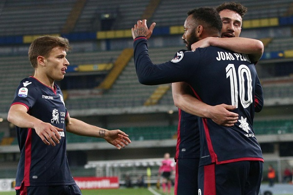 كالياري يزيد جراح كييفو في الدوري الإيطالي