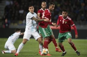 المغرب يسقط أمام الأرجنتين بهدف قاتل