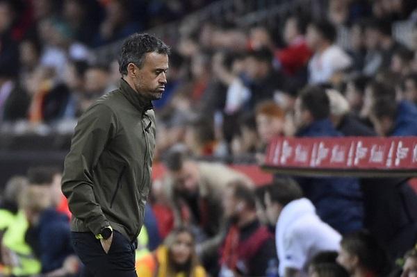 أسباب عائلية تبعد لويس أنريكي عن مباراة إسبانيا ومالطا