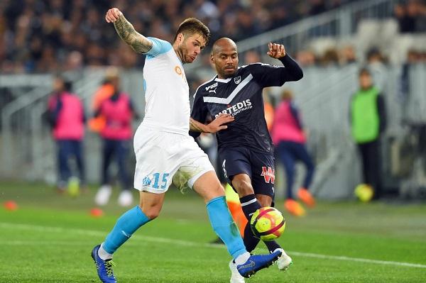 بوردو يكرس عقدة مرسيليا في الدوري الفرنسي