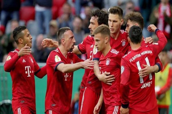 قرعة كأس ألمانيا توقع بايرن في مواجهة بريمن في نصف النهائي