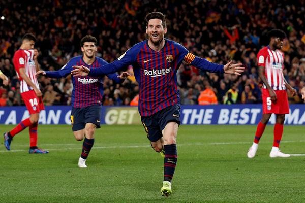 ميسي يكسر رقم كاسياس التاريخي في الدوري الإسباني