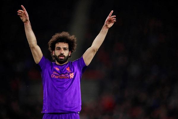 رقم قياسي تاريخي جديد لمحمد صلاح مع ليفربول