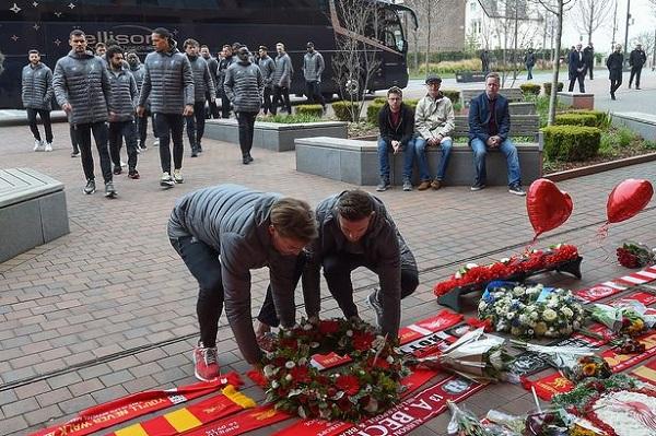 مدينة ليفربول تحيي الذكرى الـ30 لكارثة