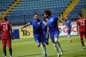 فوز ثمين لسموحة على الداخلية في الدوري المصري