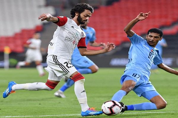 دبا الفجيرة يشعل صراع البقاء بتعادل مع الجزيرة بالدوري الإماراتي