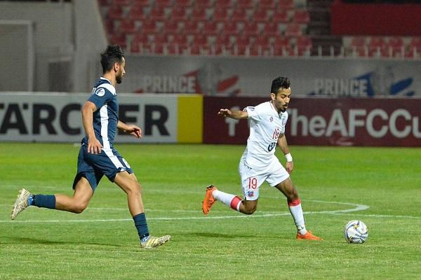الكويت يتغلب على النجمة البحريني في كأس الاتحاد الآسيوي