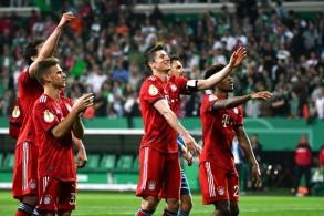 بايرن يكبح عودة بريمن ويبلغ نهائي كأس ألمانيا لملاقاة لايبزيغ