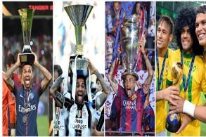 انفرد البرازيلي المخضرم داني ألفيس بصدارة اللاعبين الأكثر تتويجاً في العالم