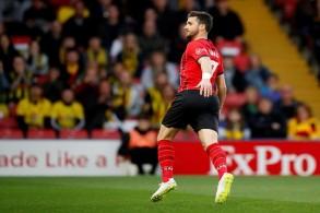 مهاجم ساوثمبتون لونغ يسجل أسرع هدف في تاريخ الدوري الإنكليزي