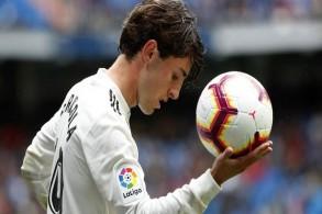 ظهير ريال مدريد الإٍسباني ألفارو أودريوسولا
