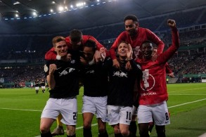 لايبزيغ يطيح بهامبورغ ويبلغ نهائي كأس ألمانيا للمرة الأولى في تاريخه
