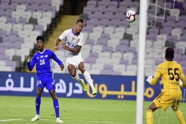 الشارقة يفشل في العودة للغة الانتصارات في الدوري الإماراتي