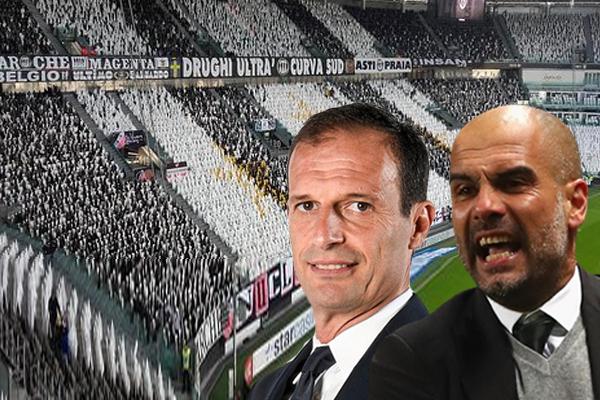 إدارة يوفنتوس تعتزم التعاقد مع المدرب بيب غوارديولا ليحل محل ماسيميليانو أليغري