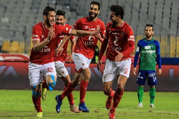 فوز قاتل للأهلي يجعله متساويا مع المتصدر في الدوري المصري