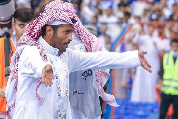 قبول استقالة الأمير محمد بن فيصل من رئاسة الهلال