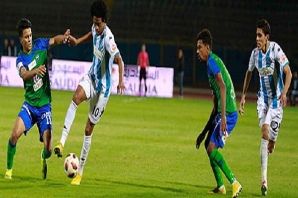 المقاصة يوقف انتصارات بيراميدز في الدوري المصري