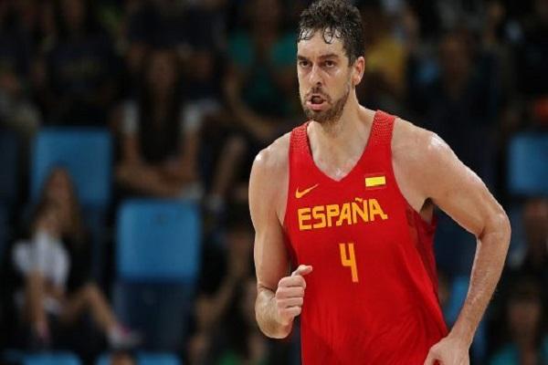 باو غاسول يغيب عن إسبانيا في مونديال السلة