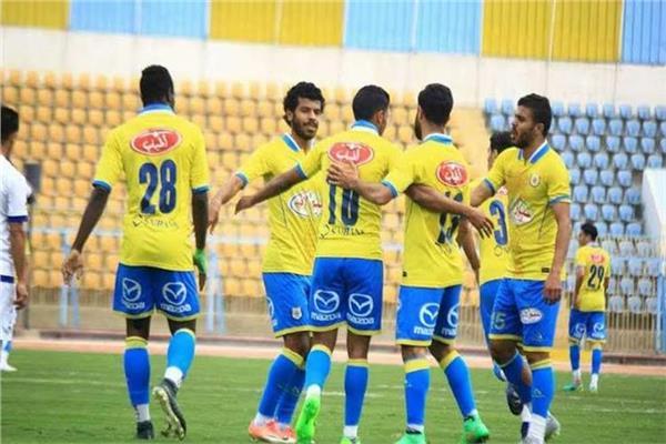 الاسماعيلي يستعيد نغمة الانتصارات في الدوري المصري