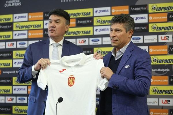 بالاكوف مدربا جديدا لمنتخب بلغاريا