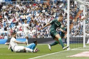 ريال ينهي الموسم بخسارة أمام بيتيس في الدوري الإسباني