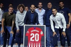 خوانفران يودع أتلتيكو مدريد بعد أكثر من 350 مباراة