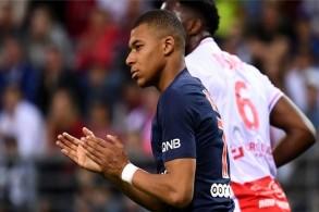 باريس سان جرمان البطل ينهي الموسم بخسارة أمام رينس