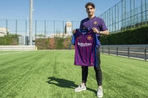 برشلونة يتعاقد مع الهولندي الشاب لودوفيت ريس