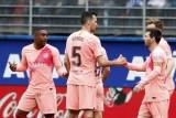 رقم قياسي لبرشلونة في الدوري الإسباني على حساب ريال مدريد
