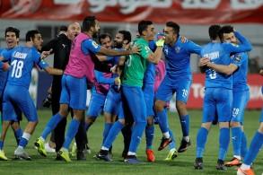 الزمالك يهزم نهضة بركان ويحرز لقب كأس الاتحاد الإفريقي