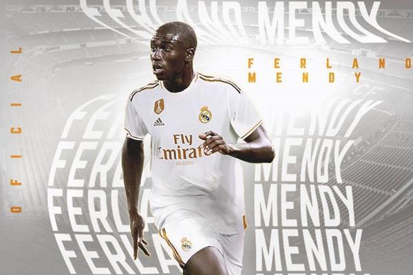 الفرنسي فيرلان مندي من ليون إلى ريال مدريد مقابل 48 مليون يورو