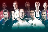 صفقة انتقال هازارد إلى ريال مدريد ضمن التعاقدات العشرة الأغلى في التاريخ