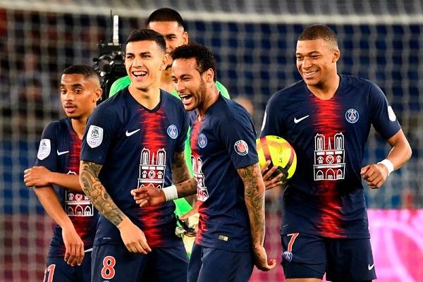 سان جرمان في مواجهة نيم في افتتاح الدوري الفرنسي
