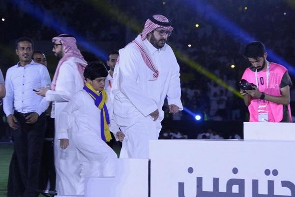 سعود آل سويلم يعتذر عن الترشح لرئاسة النصر
